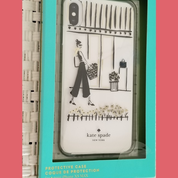 Kate Spade New York New iPhone Case